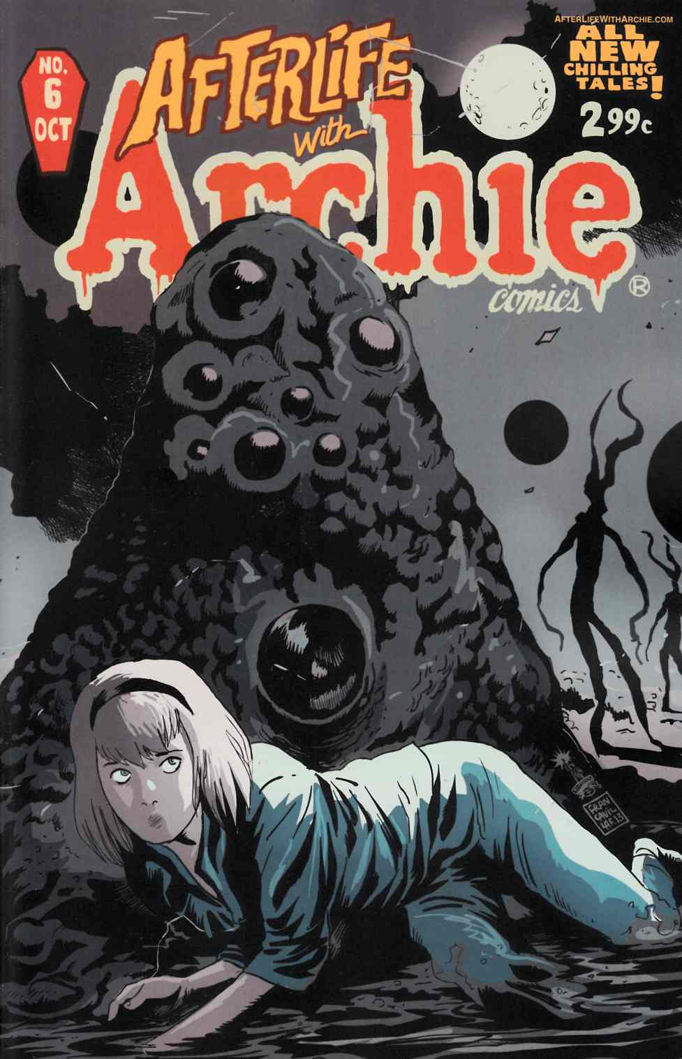 Afterlife With Archie #6 [Comic] LARGE