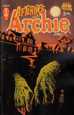 Afterlife With Archie #1 Second Printing [Comic] LARGE