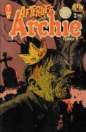 Afterlife With Archie #1 Francavilla Variant Cover [Comic]
