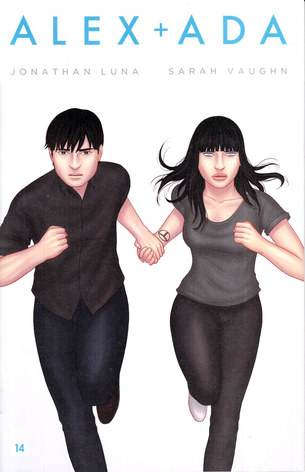 Alex + Ada #14 [Image Comic]