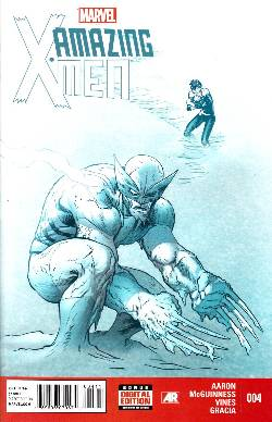 Amazing X-Men #4 [Comic] LARGE