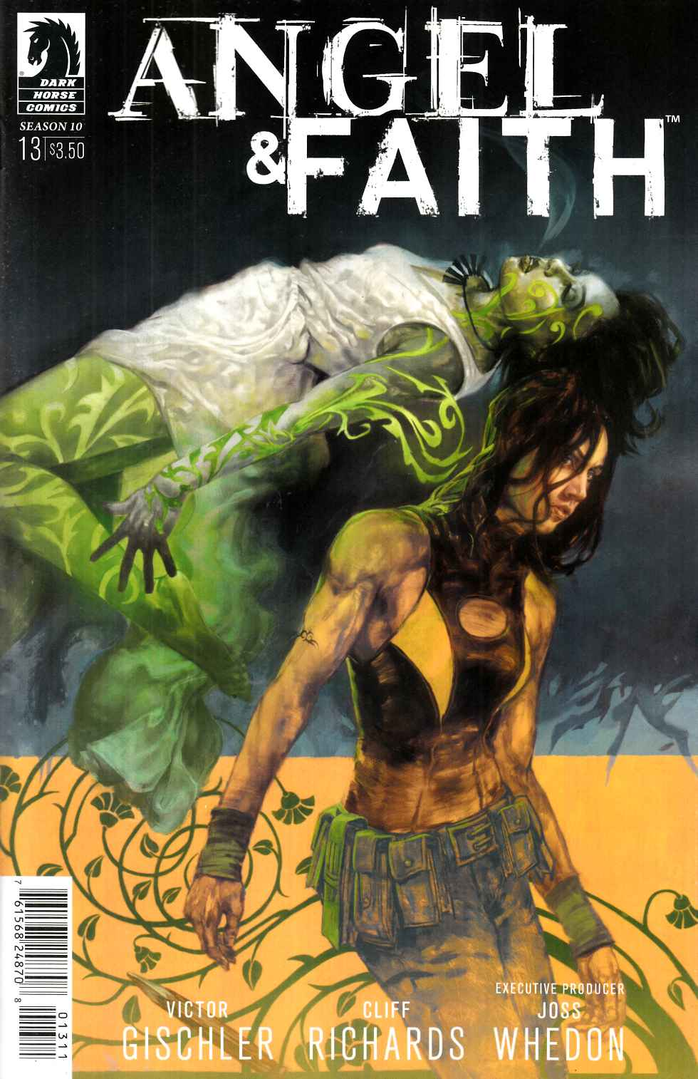 Angel and Faith Season 10 #13 [Dark Horse Comic] THUMBNAIL