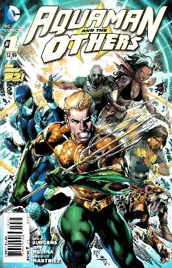 Aquaman and the Others #1 [Comic] LARGE