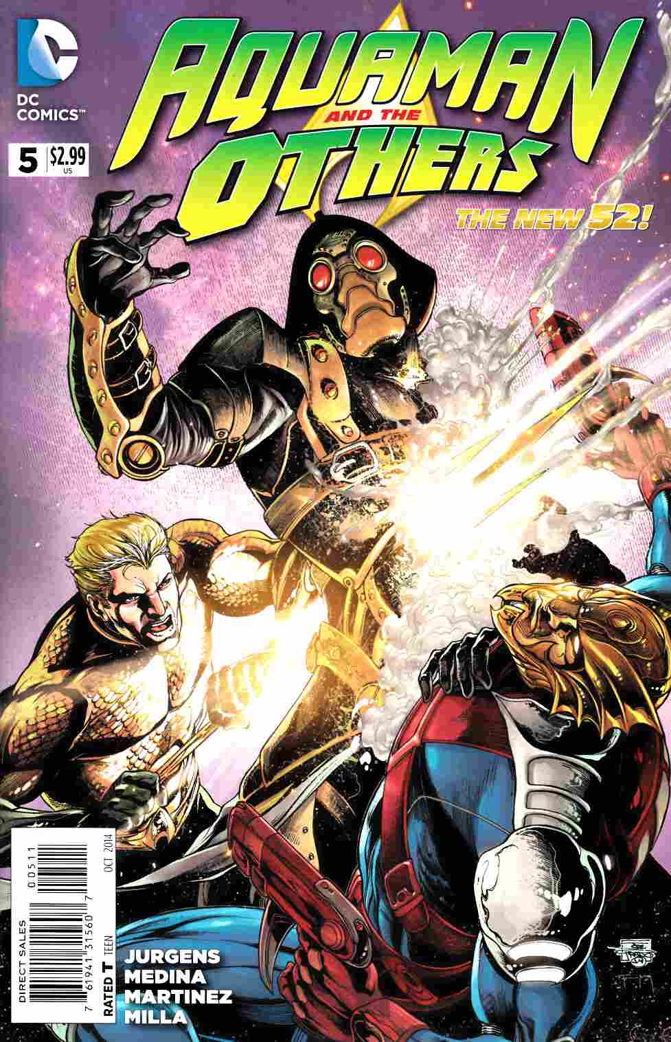 Aquaman and the Others #5 [Comic] LARGE