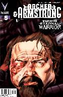 Archer & Armstrong (New) #5 Pullbox Braithwaite Cover [Comic] THUMBNAIL