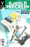 Archer & Armstrong Archer #0.2014 Pullbox Eisma Cover [Comic] THUMBNAIL