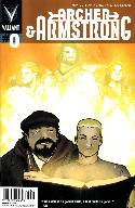 Archer & Armstrong #0 Pullbox Cover [Comic] THUMBNAIL