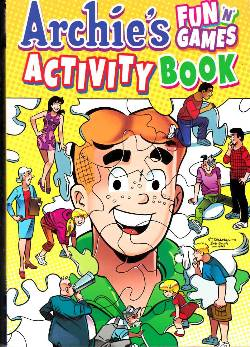 Archie Fun N Games Activity Book [Comic] LARGE
