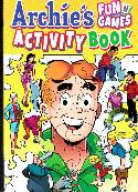 Archie Fun N Games Activity Book [Comic]