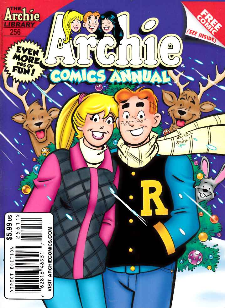 Archie Comics Annual Digest #256 [Archie Comic]_THUMBNAIL