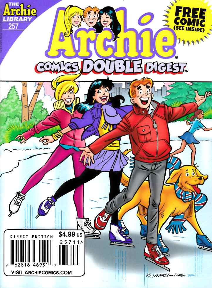 Archie Comics Digest #257 [Archie Comic] LARGE