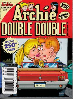 Archie Double Double Digest #250 [Comic] LARGE