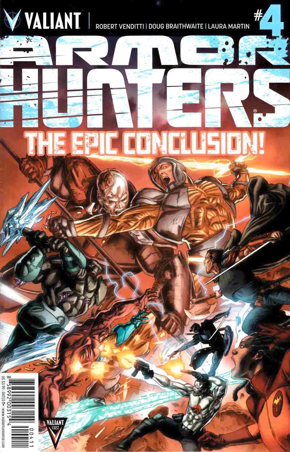 Armor Hunters #4 Cover A- Braithwaite [Comic]_THUMBNAIL