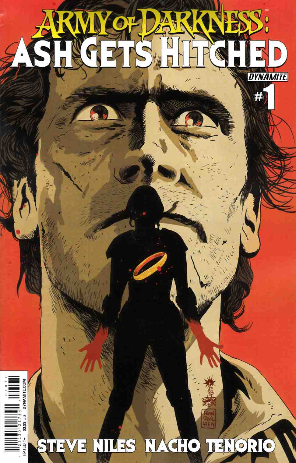 Army of Darkness Ash Gets Hitched #1 Cover B- Francavilla [Comic] THUMBNAIL