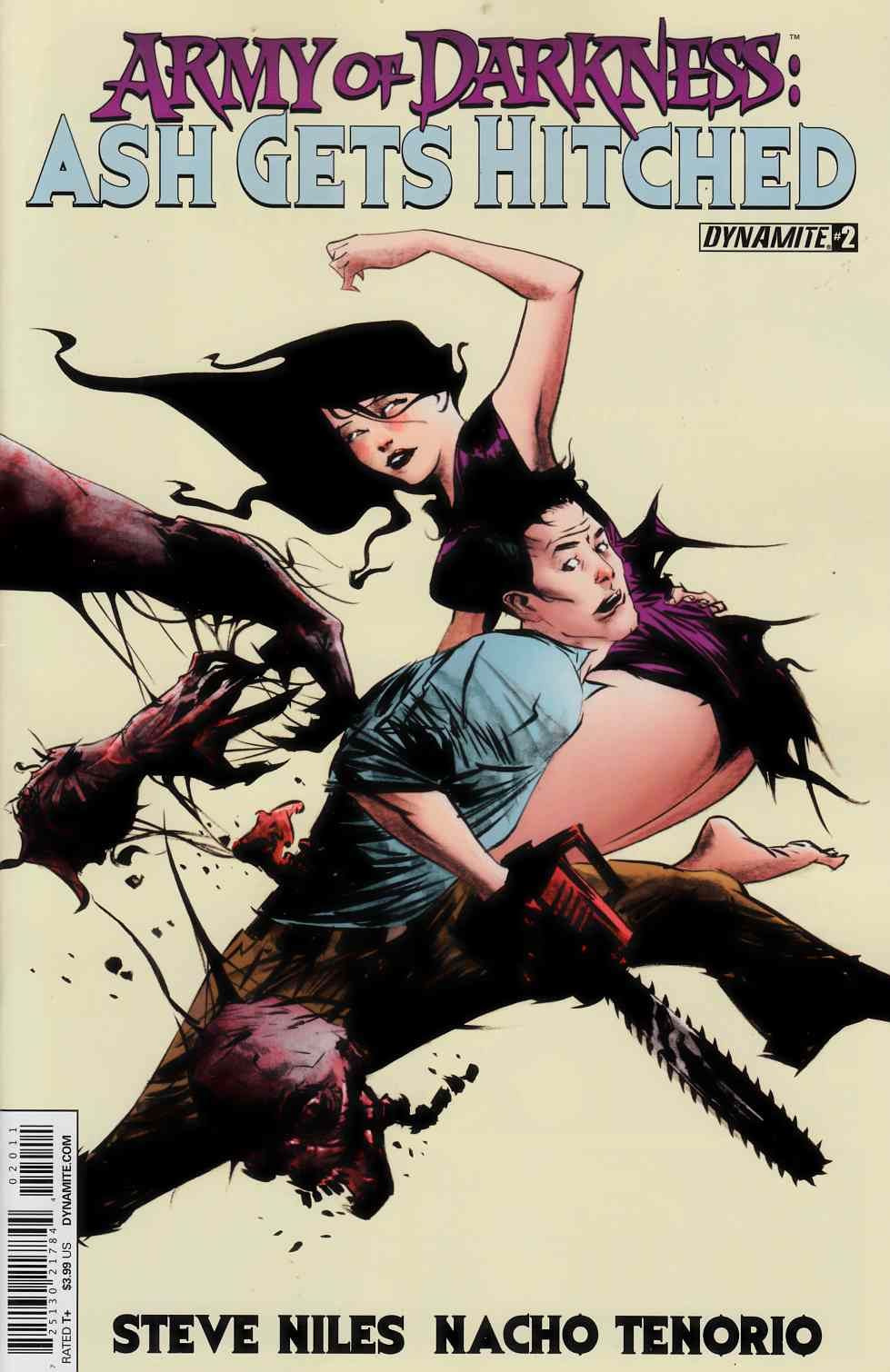 Army of Darkness Hitched #2 [Dynamite Comic] THUMBNAIL