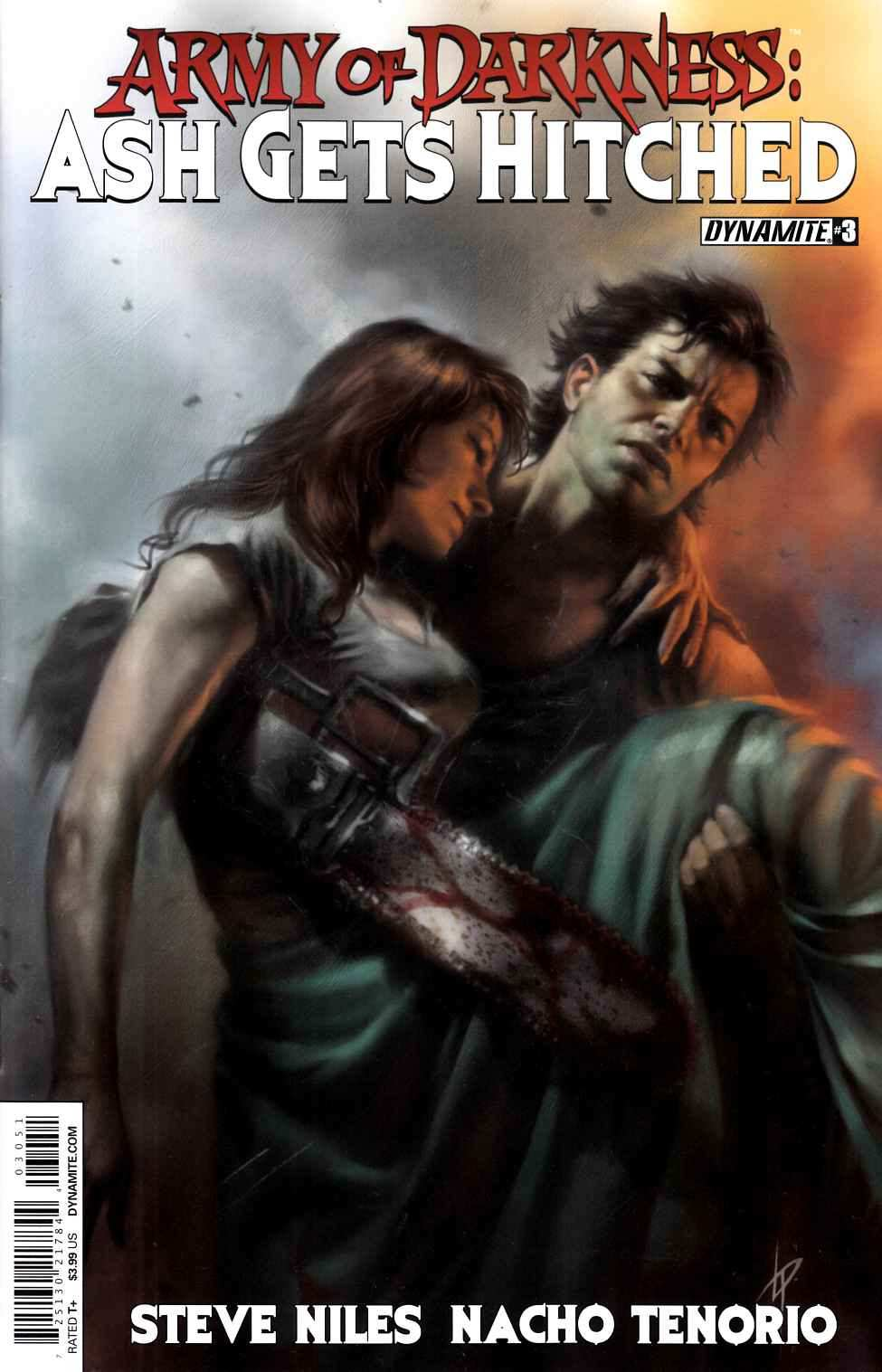 Army of Darkness Hitched #3 Subscription Cover [Comic] THUMBNAIL