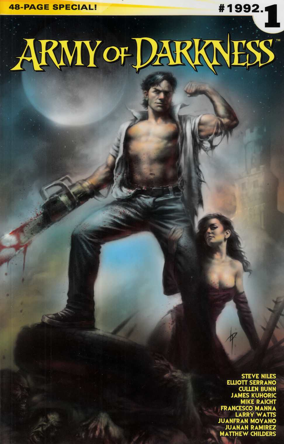Army of Darkness #1992.1 (One Shot) Cover A- Parrillo [Comic]