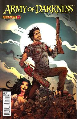Army of Darkness Ongoing #12 [Comic] LARGE