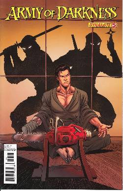 Army of Darkness Ongoing #5 [Comic] LARGE