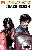 Army of Darkness vs Hack Slash #1 Caselli Main Cover [Comic] THUMBNAIL