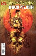 Army of Darkness vs Hack Slash #1 Cover B- Templesmith [Comic] THUMBNAIL