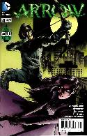 Arrow #4 [Comic]_THUMBNAIL