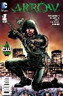 Arrow #1 Grell Incentive Variant Cover [Comic]_THUMBNAIL