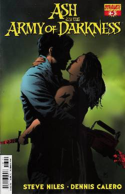 Ash & the Army of Darkness #5 Calero Subscription Cover [Comic] LARGE