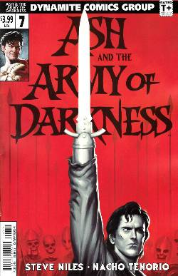 Ash & the Army of Darkness #7 [Comic] LARGE
