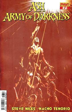 Ash & the Army of Darkness #7 Subscription Cover [Comic] LARGE