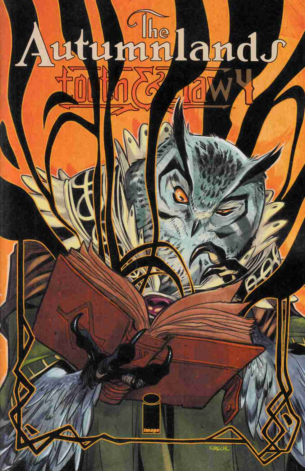 Autumnlands Tooth & Claw #4 Cover B [Image Comic] LARGE