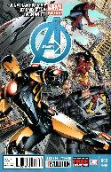 Avengers #3 Second Printing (Now) [Comic] THUMBNAIL