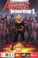 Avengers Enemy Within #1 [Comic] THUMBNAIL