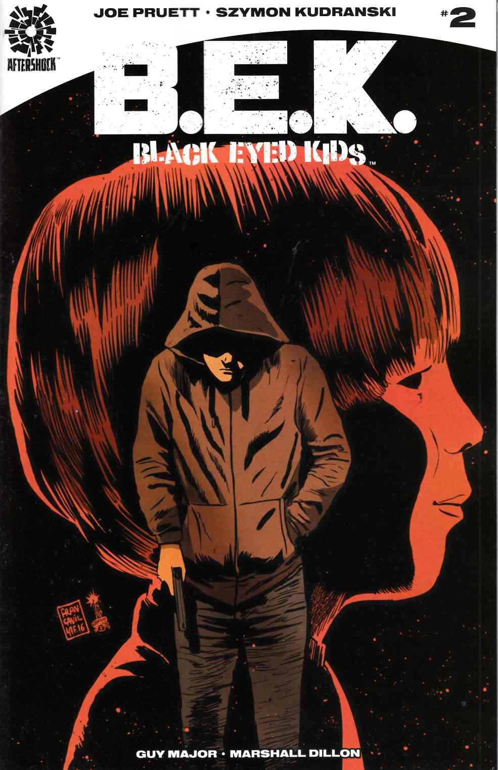 Black Eyed Kids #2 [Aftershock Comic] THUMBNAIL