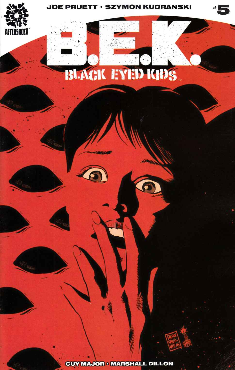 Black Eyed Kids #5 [Aftershock Comic] THUMBNAIL