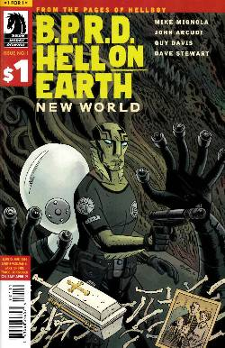 BPRD Hell on Earth #1 1 for $1 Edition [Comic] LARGE