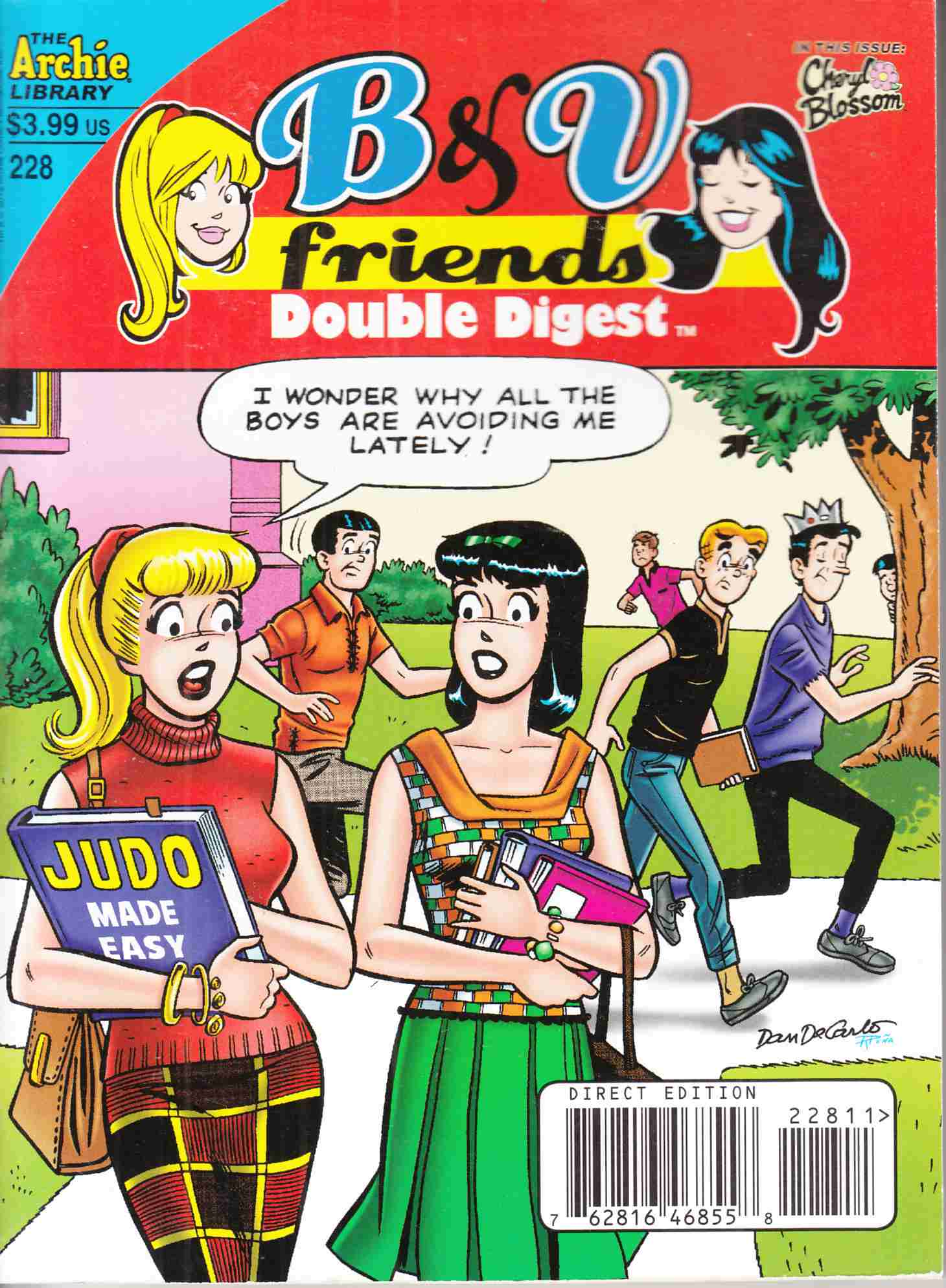 B & V Friends Double Digest #228 Near Mint (9.4) [Archie Comic] THUMBNAIL