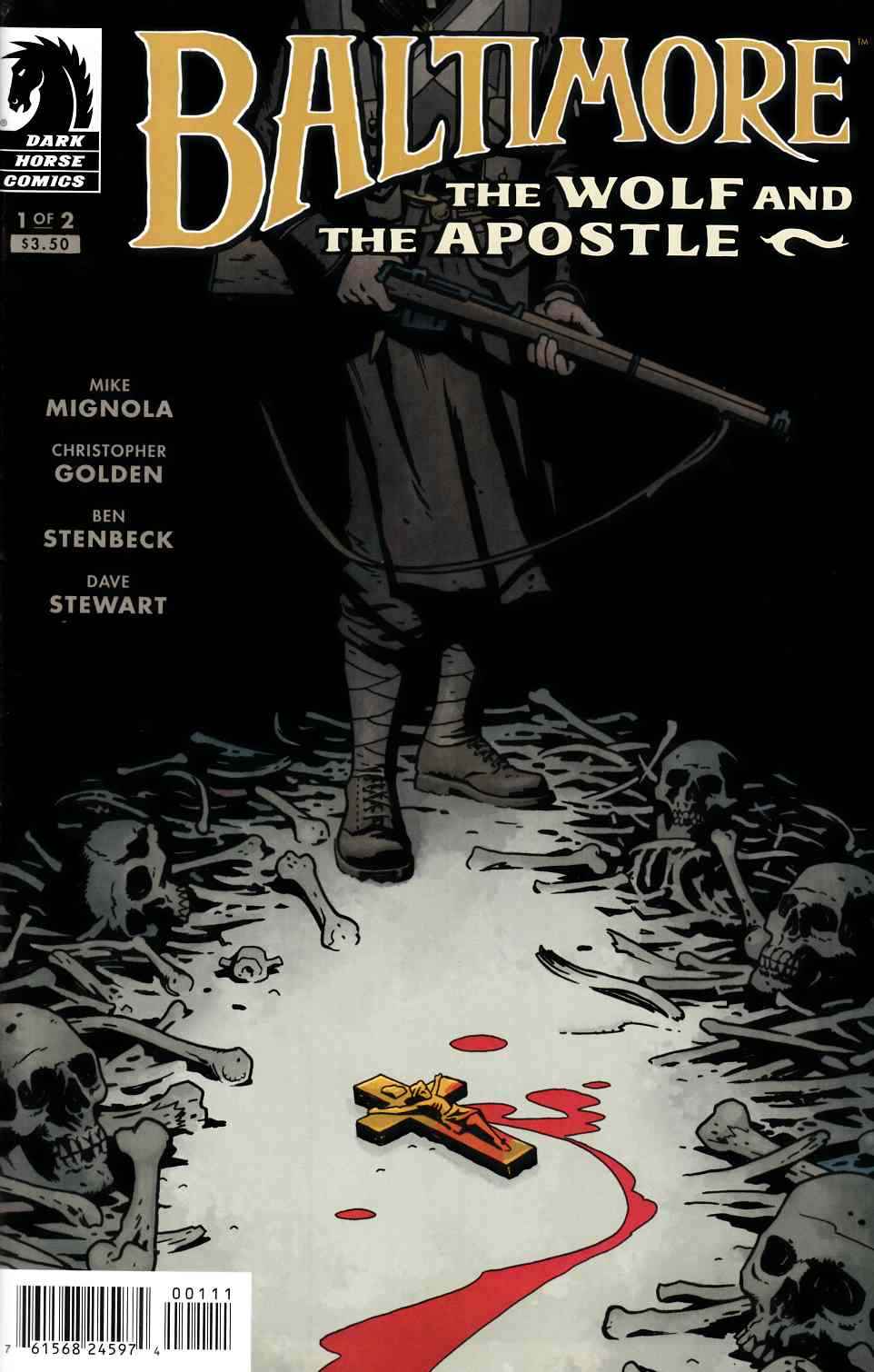 Baltimore Wolf And The Apostle #1 [Dark Horse Comic]