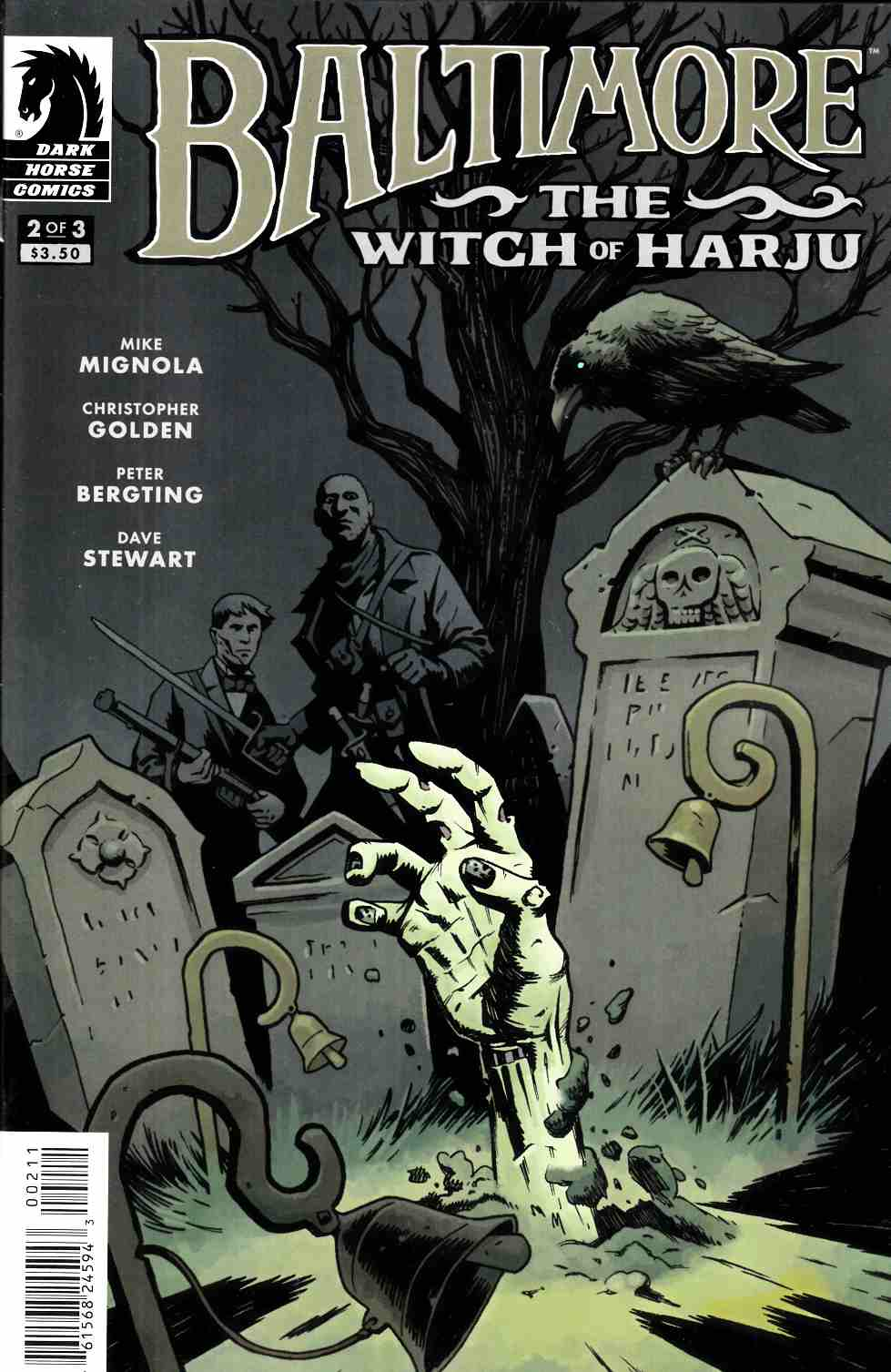 Baltimore Witch of Harju #2 [Dark Horse Comic] THUMBNAIL
