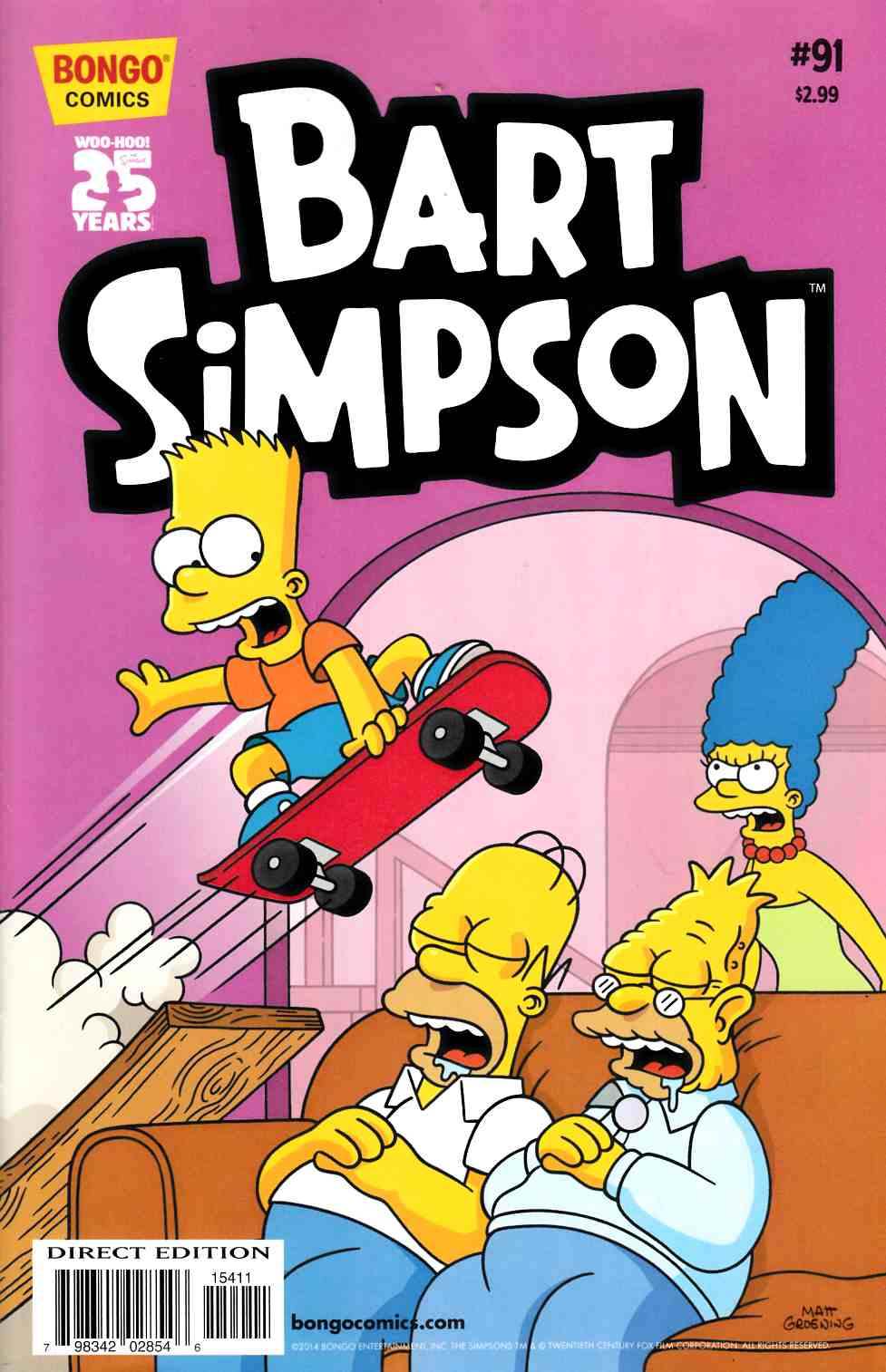 Bart Simpson Comics #91 [Comic]_THUMBNAIL