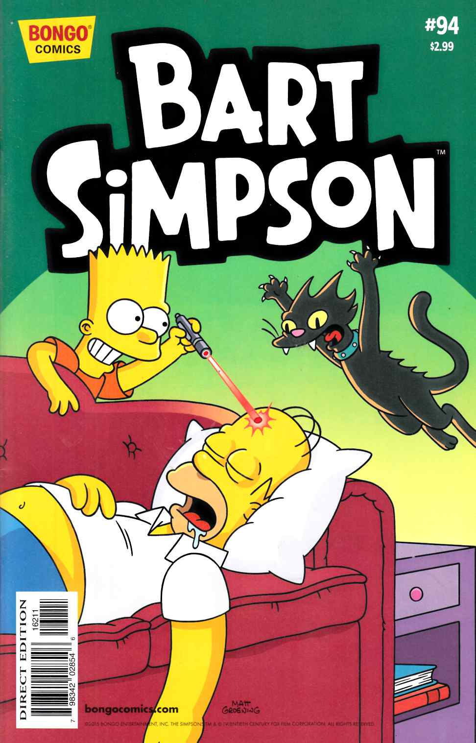 Bart Simpson Comics #94 [Bongo Comic]_THUMBNAIL