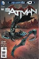 Batman #0 Andy Clarke Variant Cover [Comic] THUMBNAIL