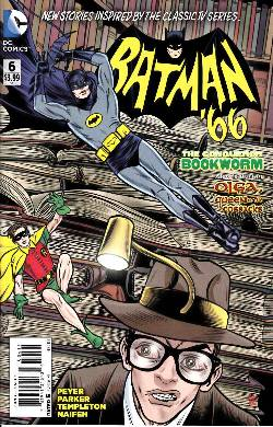 Batman 66 #6 [Comic] LARGE