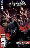 Batman Arkham City End Game #1 [DC Comic]_THUMBNAIL