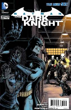 Batman the Dark Knight #27 [Comic] LARGE