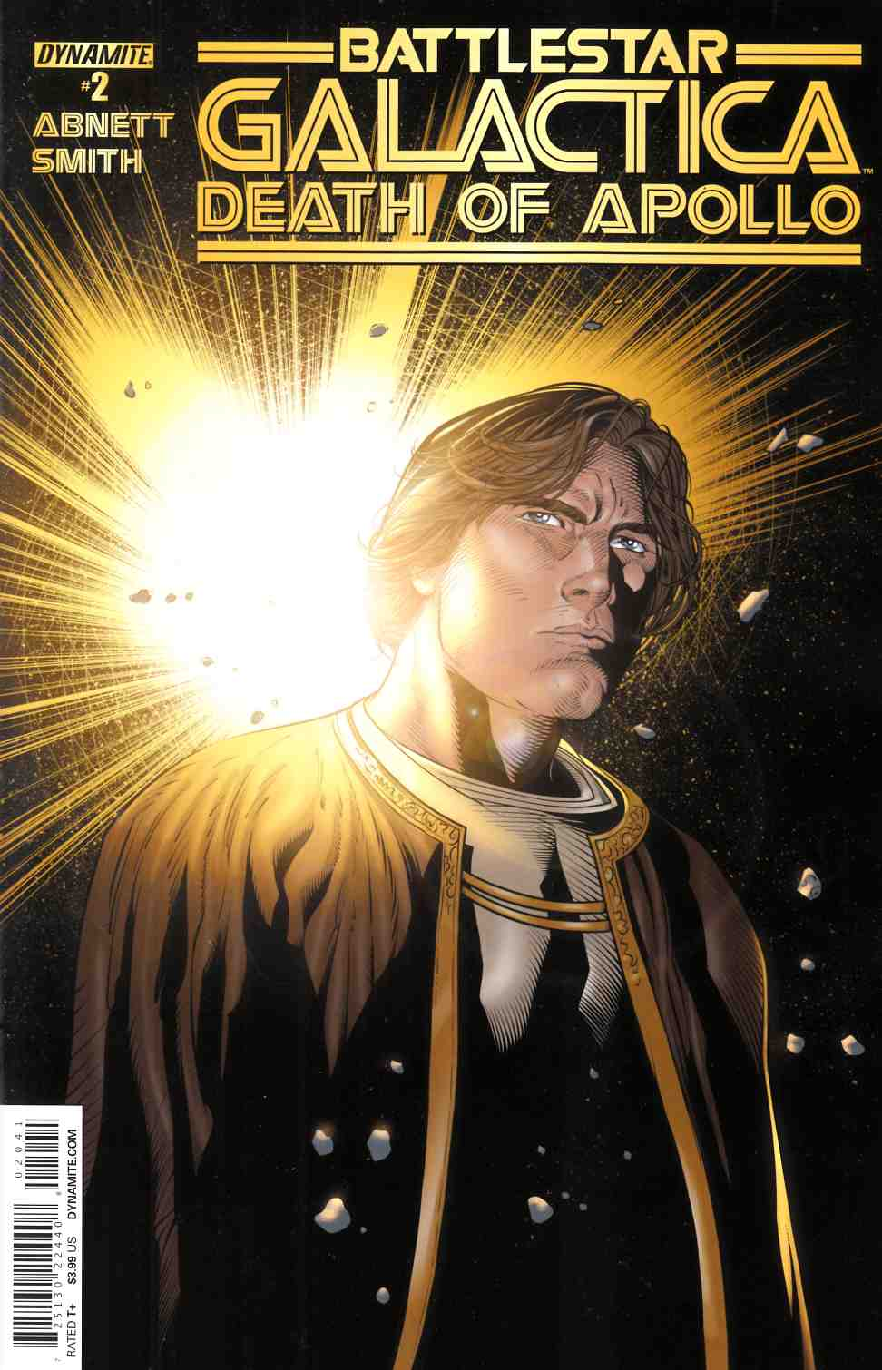 Battlestar Galactica Death of Apollo #2 Cover D- Syaf Subscription [Dynamite Comic]