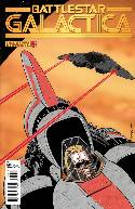 Battlestar Galactica #4 Eliopoulos Subscription Cover [Comic] THUMBNAIL