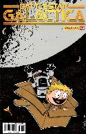 Battlestar Galactica #7 Eliopoulos Cute Subscription Cover [Dynamite Comic] THUMBNAIL