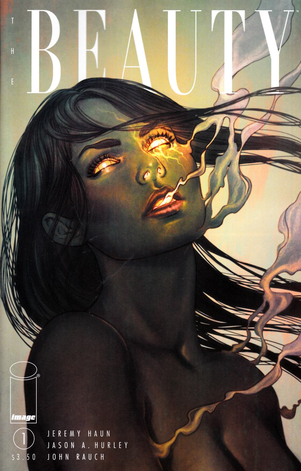 Beauty #1 Cover B- Frison [Image Comic]