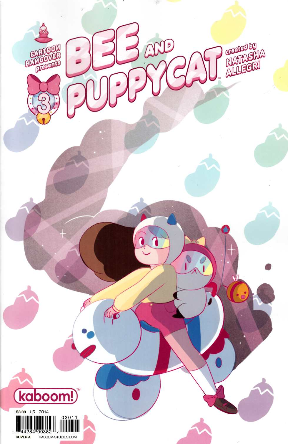 Bee and Puppycat #3 Cover A [Comic] THUMBNAIL